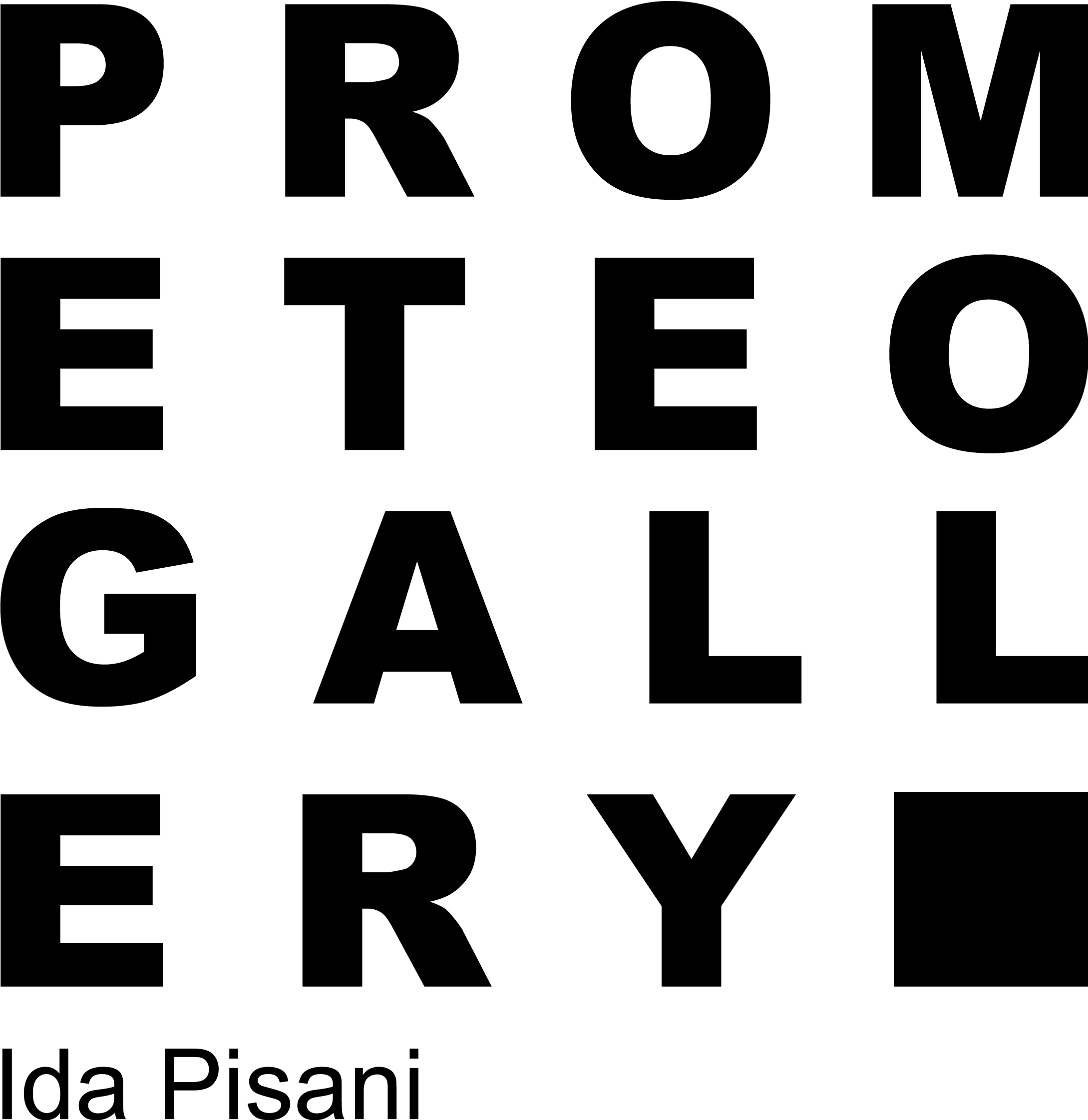 Prometeo Gallery Ida Pisani