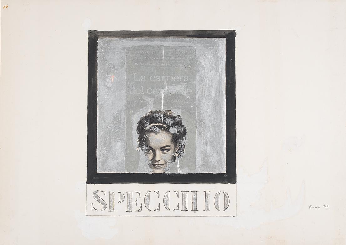 SPECCHIO, 13 MARZO 1963