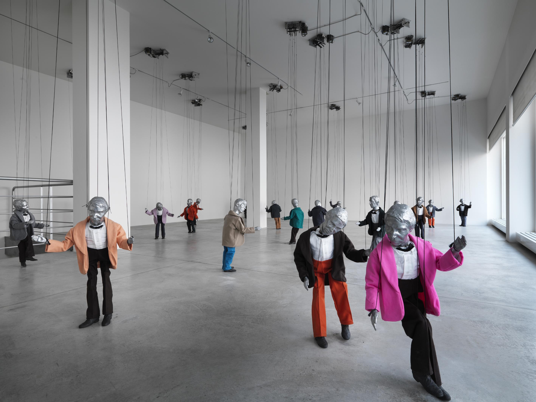 Dennis Oppenheim. Material Interchange. Works 1968/1974, Galleria Fumagalli, Bergamo, 2010. Courtesy Galleria Fumagalli