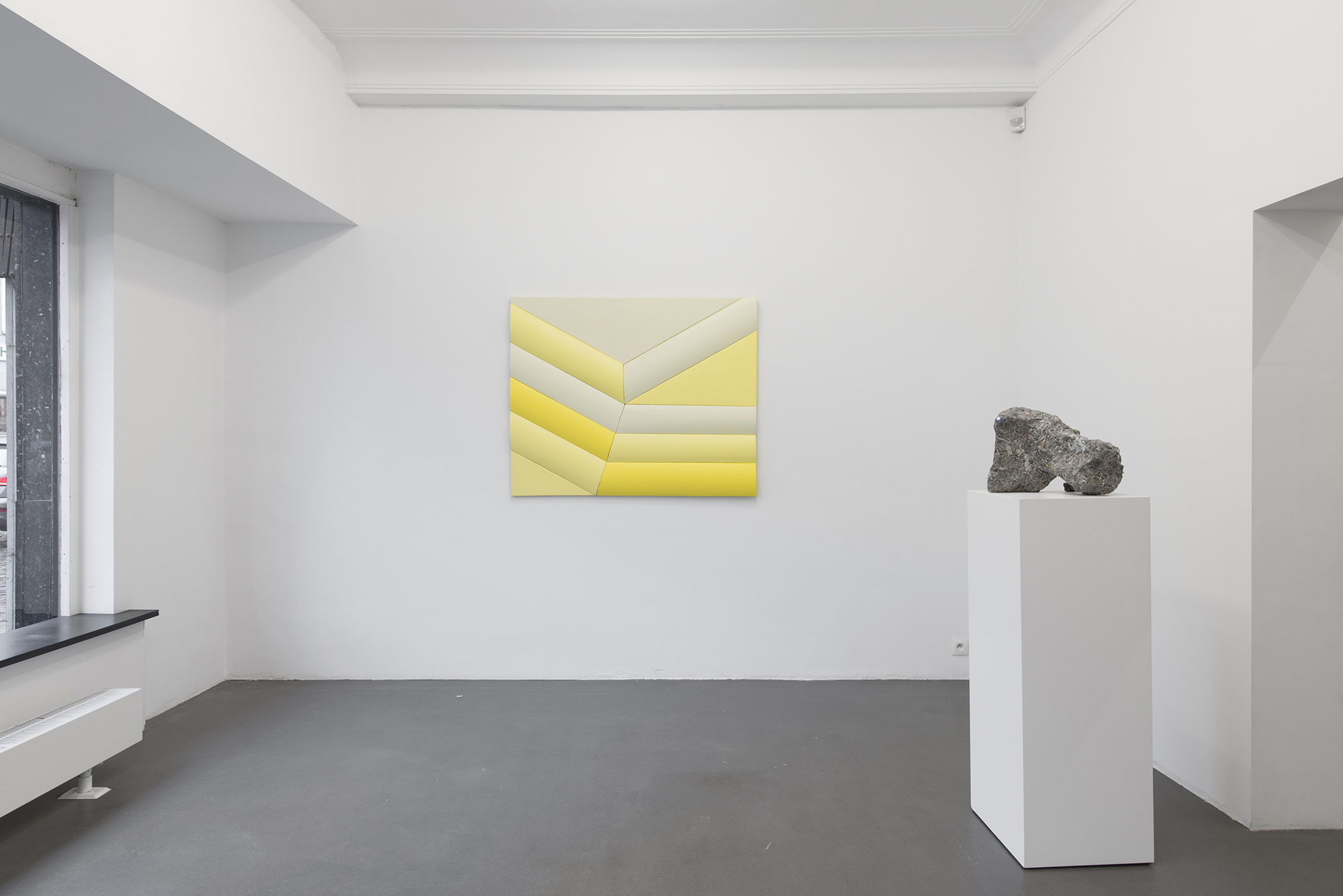 Installation View: Samples, Arcade Brussels