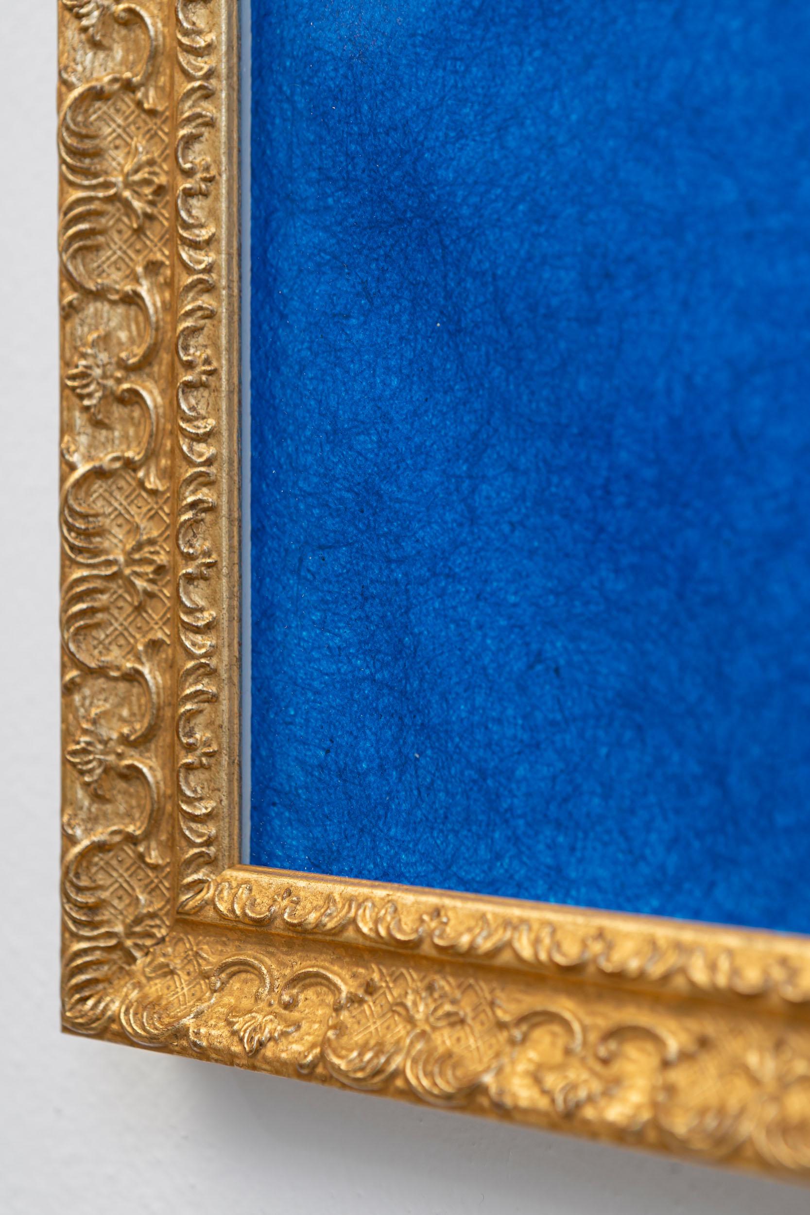 Ingannare l'Attesa (Azzurro Magritte)_dettaglio