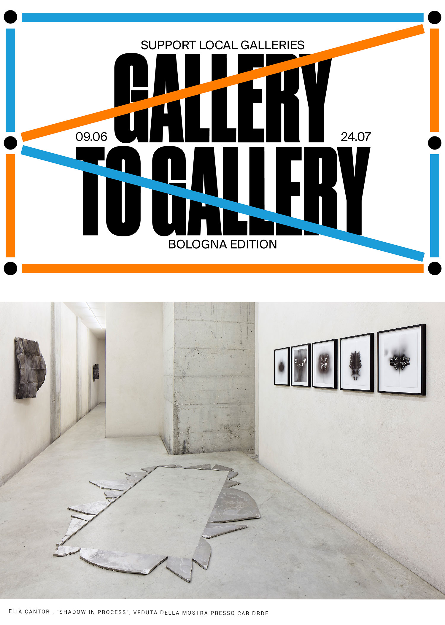 gallery to gallery ITA